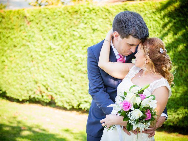 La boda de Aitor y Iratxe en Sondika, Vizcaya 18