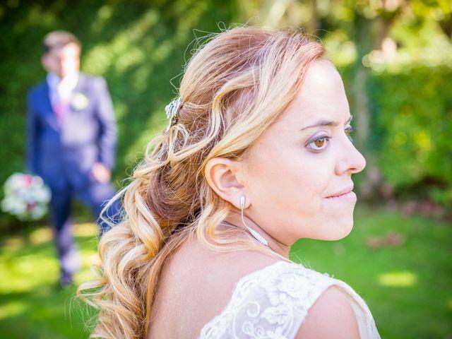 La boda de Aitor y Iratxe en Sondika, Vizcaya 1