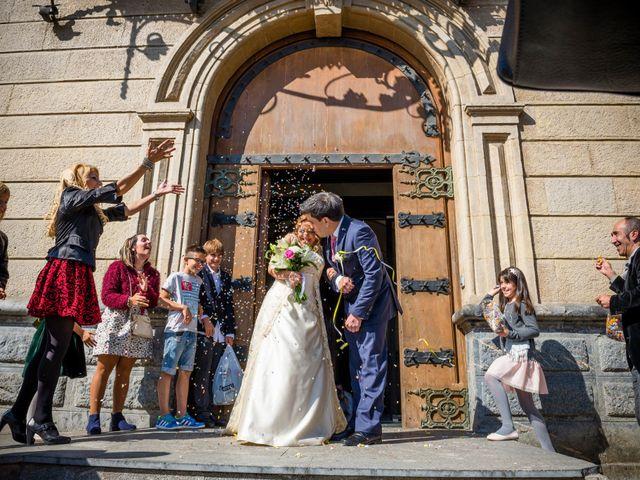 La boda de Aitor y Iratxe en Sondika, Vizcaya 21