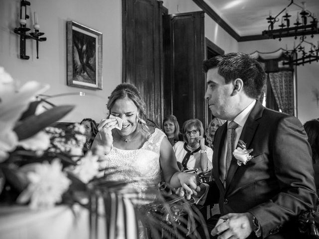 La boda de Aitor y Iratxe en Sondika, Vizcaya 11
