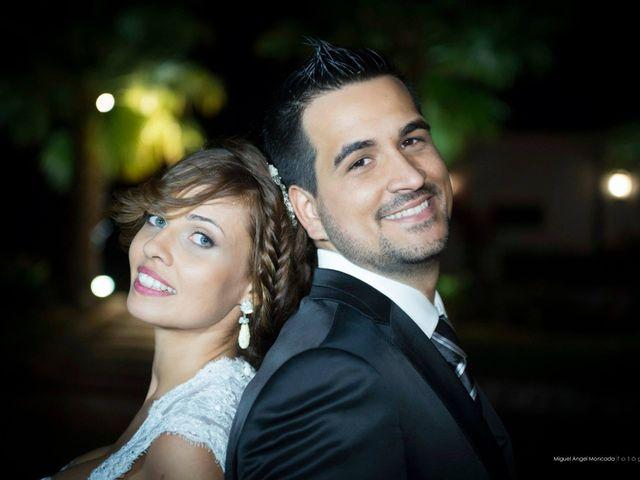 La boda de Lidia y Jose Antonio en Gerena, Sevilla 1