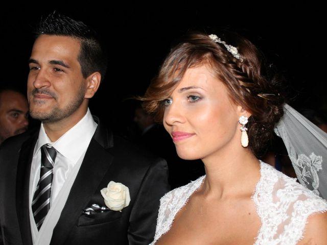 La boda de Lidia y Jose Antonio en Gerena, Sevilla 4