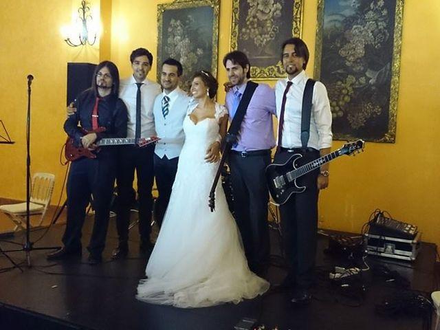 La boda de Lidia y Jose Antonio en Gerena, Sevilla 5