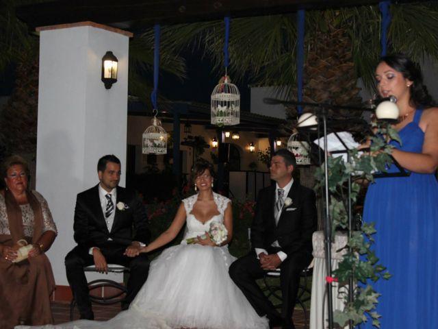 La boda de Lidia y Jose Antonio en Gerena, Sevilla 6