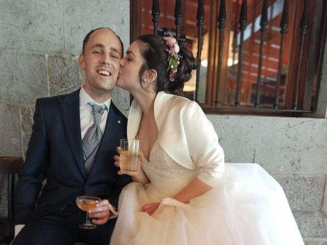La boda de Bea y Arkaitz