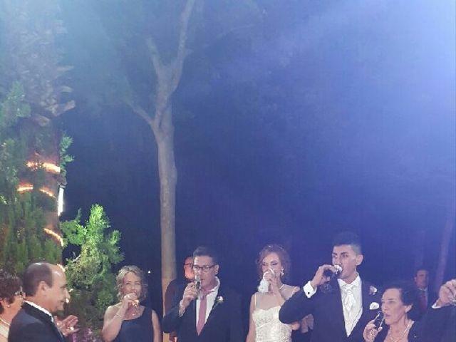 La boda de Alberto y Sheyla en Recas, Toledo 4