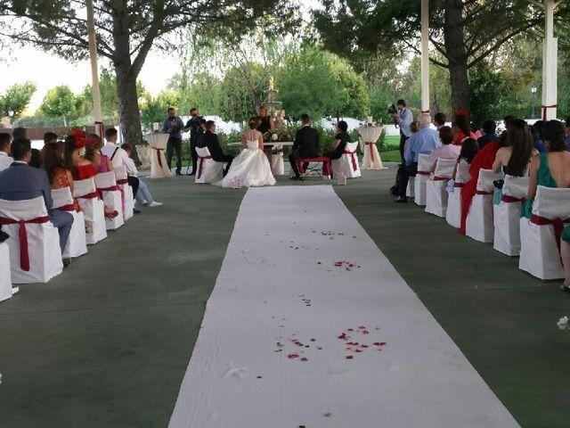 La boda de Alberto y Sheyla en Recas, Toledo 1