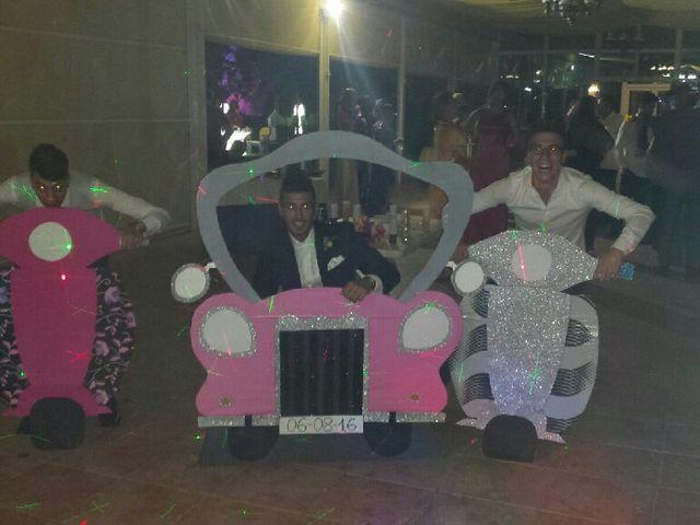 La boda de Alberto y Sheyla en Recas, Toledo 2