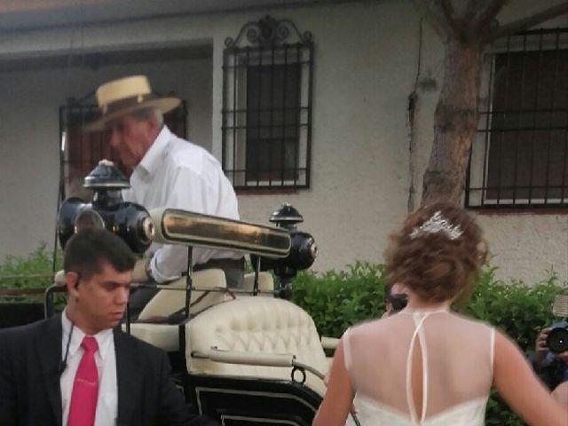 La boda de Alberto y Sheyla en Recas, Toledo 7