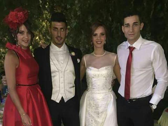 La boda de Alberto y Sheyla en Recas, Toledo 8