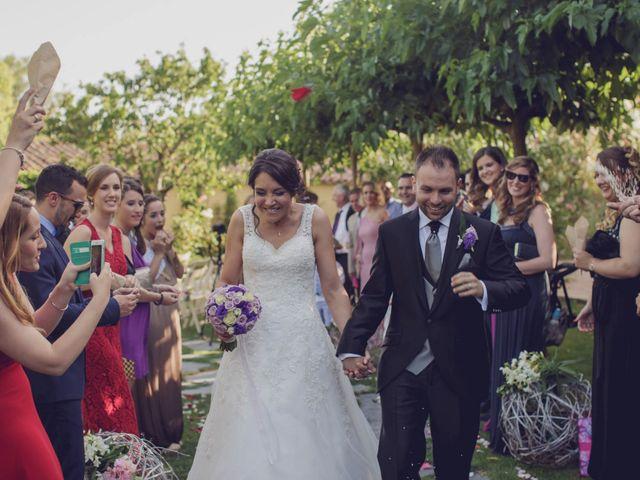 La boda de Vanesa y Alex