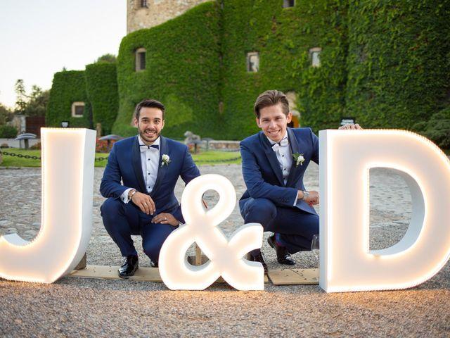 La boda de Jordi y Darío
