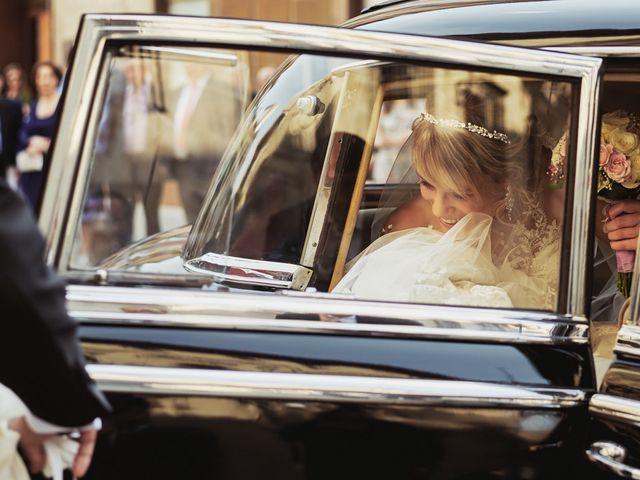La boda de David y Larissa en Elciego, Álava 1