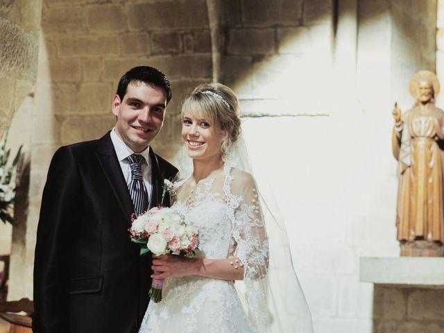 La boda de David y Larissa en Elciego, Álava 2