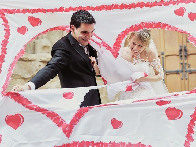 La boda de David y Larissa en Elciego, Álava 5
