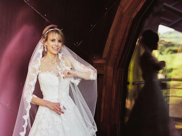 La boda de David y Larissa en Elciego, Álava 6
