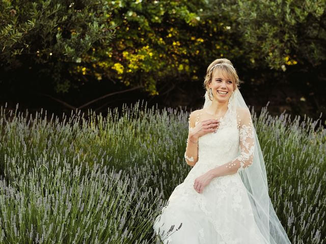 La boda de David y Larissa en Elciego, Álava 7