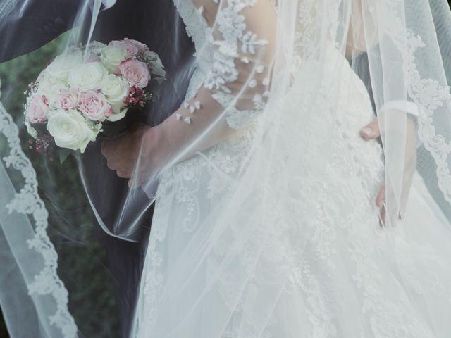 La boda de David y Larissa en Elciego, Álava 8