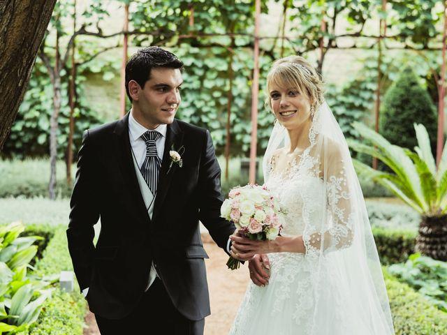 La boda de David y Larissa en Elciego, Álava 10