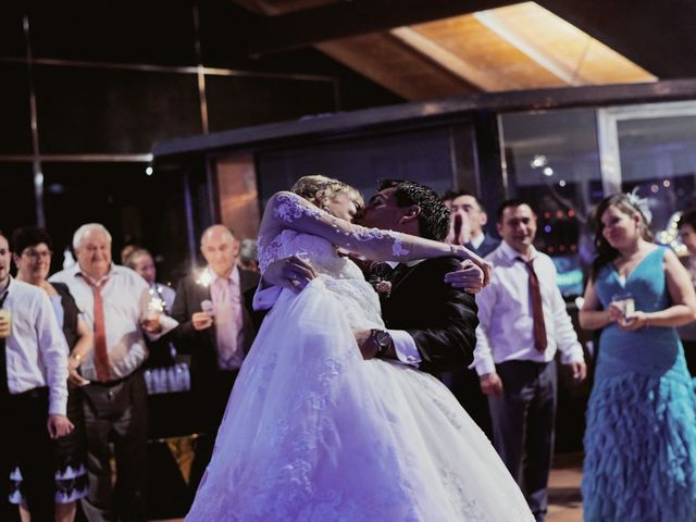La boda de David y Larissa en Elciego, Álava 13