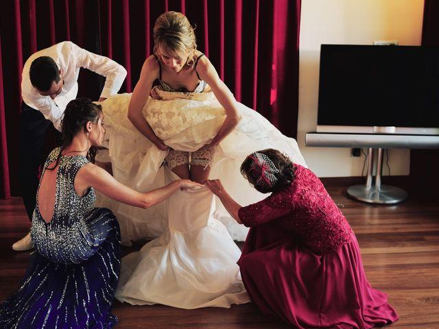 La boda de David y Larissa en Elciego, Álava 18