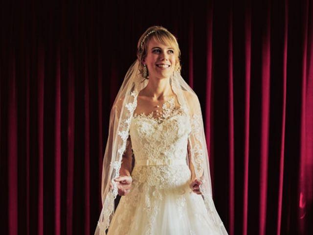 La boda de David y Larissa en Elciego, Álava 24