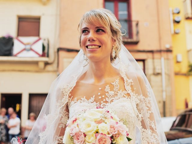 La boda de David y Larissa en Elciego, Álava 26