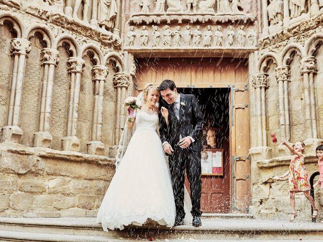 La boda de David y Larissa en Elciego, Álava 27