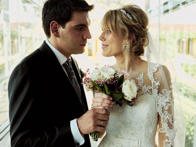 La boda de David y Larissa en Elciego, Álava 30