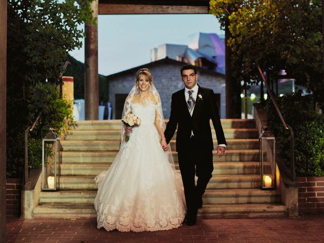 La boda de David y Larissa en Elciego, Álava 34