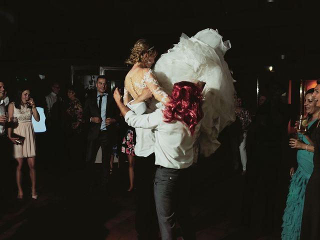 La boda de David y Larissa en Elciego, Álava 35