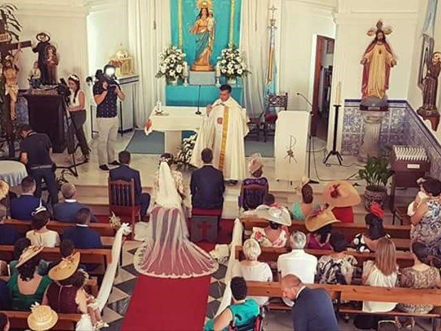 La boda de Santi y Marina en Pozo Del Camino, Huelva 1