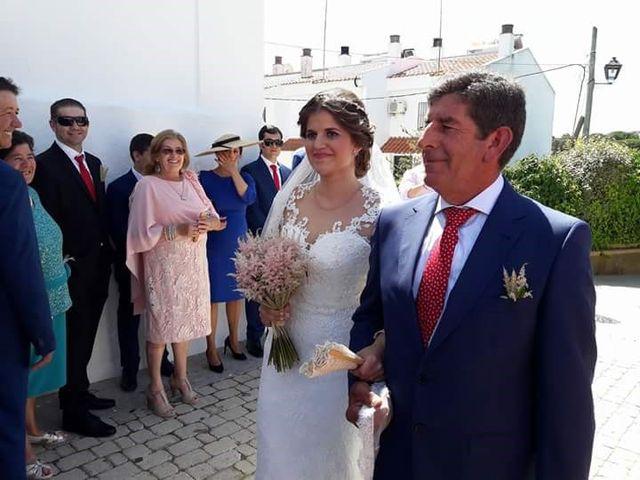 La boda de Santi y Marina en Pozo Del Camino, Huelva 3