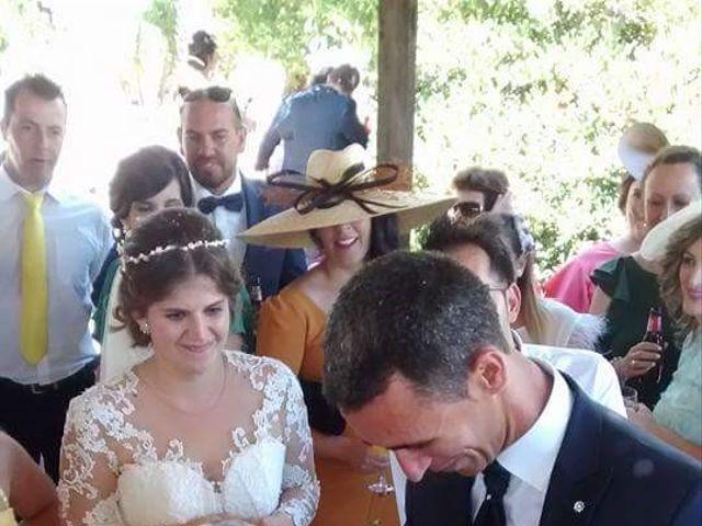 La boda de Santi y Marina en Pozo Del Camino, Huelva 4