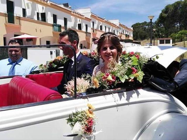 La boda de Santi y Marina en Pozo Del Camino, Huelva 2