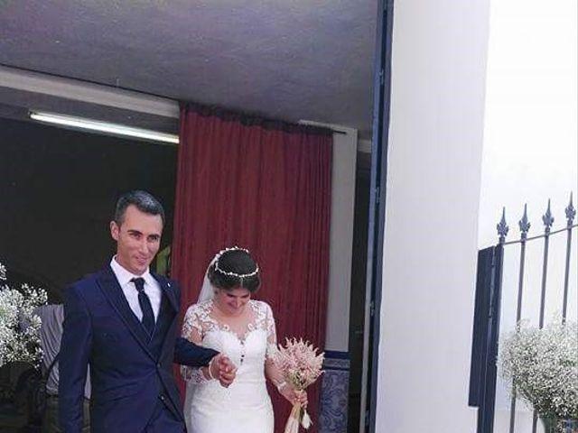 La boda de Santi y Marina en Pozo Del Camino, Huelva 8