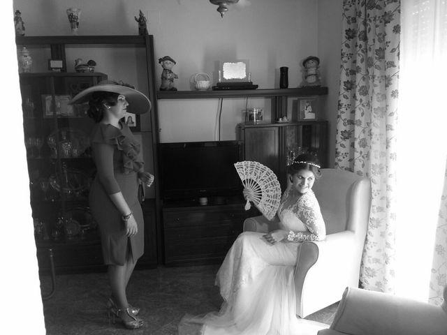 La boda de Santi y Marina en Pozo Del Camino, Huelva 10