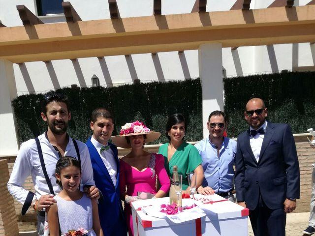 La boda de Santi y Marina en Pozo Del Camino, Huelva 11