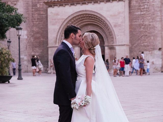 La boda de Juan y Silvia en Valencia, Valencia 66