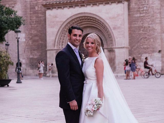 La boda de Juan y Silvia en Valencia, Valencia 67