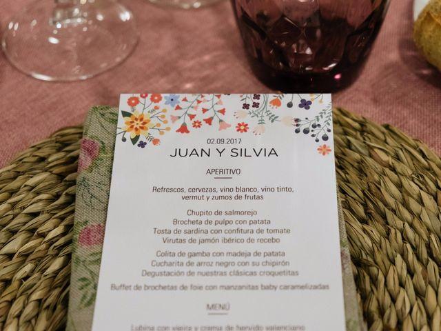 La boda de Juan y Silvia en Valencia, Valencia 73