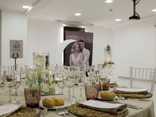 La boda de Juan y Silvia en Valencia, Valencia 85