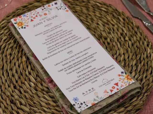 La boda de Juan y Silvia en Valencia, Valencia 100