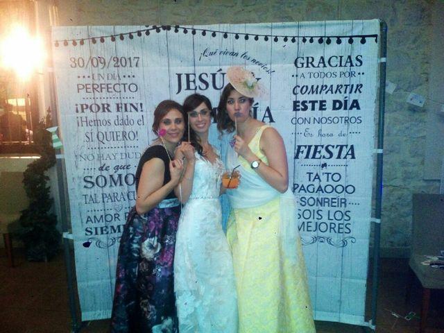La boda de  Jesús y María en Jaén, Jaén 5