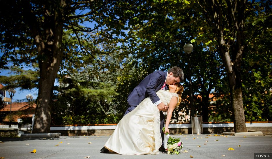 La boda de Aitor y Iratxe en Sondika, Vizcaya