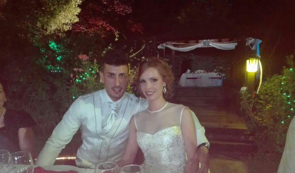 La boda de Alberto y Sheyla en Recas, Toledo