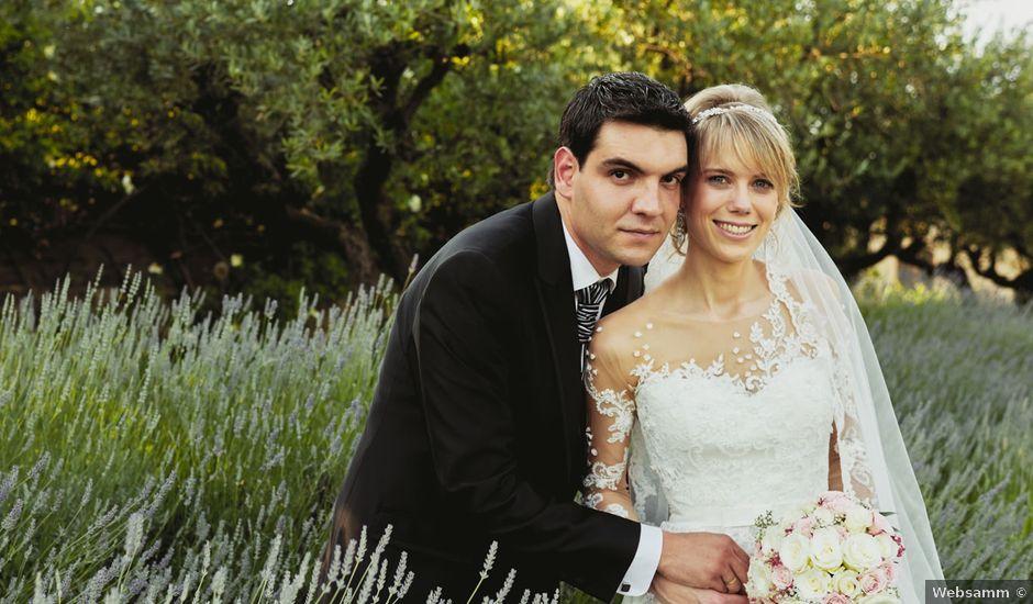 La boda de David y Larissa en Elciego, Álava