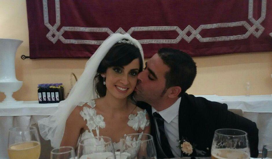 La boda de  Jesús y María en Jaén, Jaén