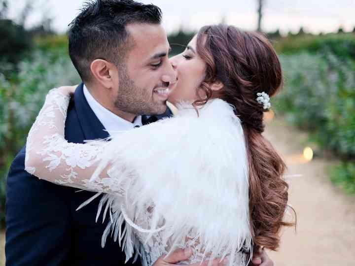 La boda de Arush y Acaena