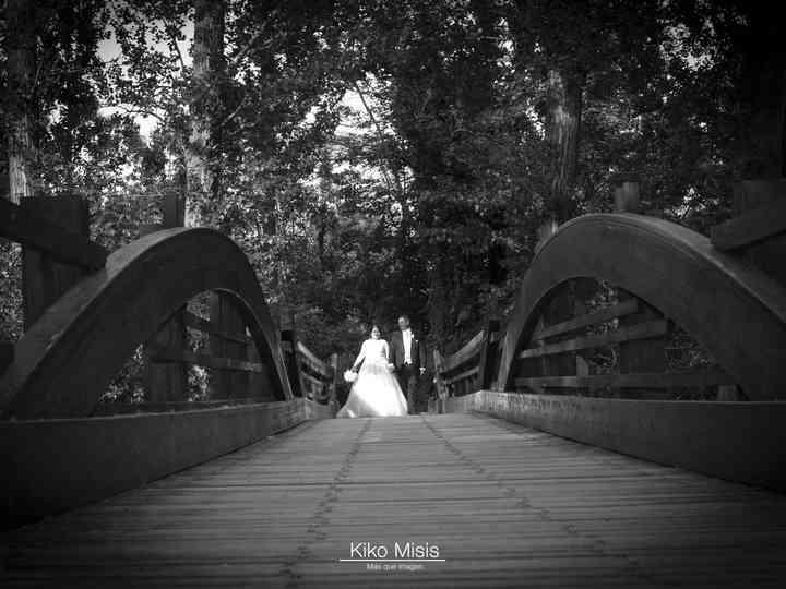 La boda de Isabel y José luis